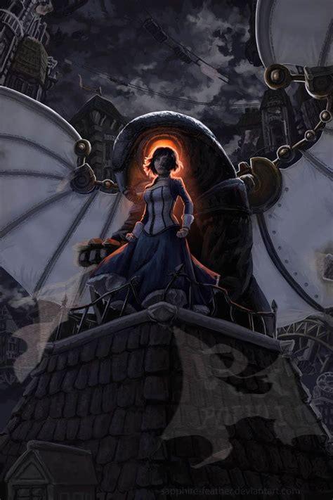 Bioshock Infinite Wallpapers Characters Games
