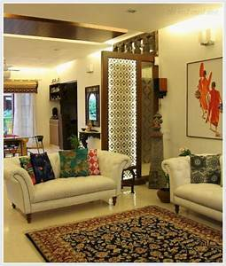 15 interior design ideas for indian style living room for Interior decoration ideas for drawing room