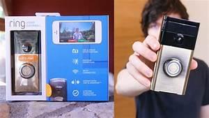 The Best Smart Home Doorbell  Ring Video Doorbell  U0026 Ring