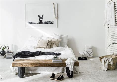 chambre blanche et la chambre blanche en 15 façons décoration