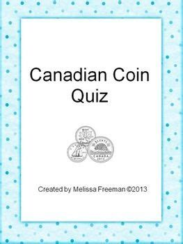 short quiz  identifying  canadian coins penny