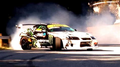 supra drift   hill top gear