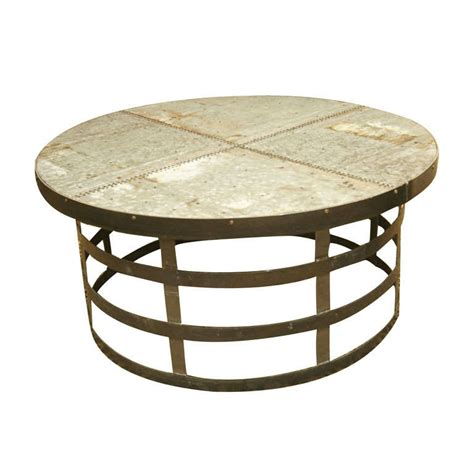 round coffee table base round metal base coffee table at 1stdibs