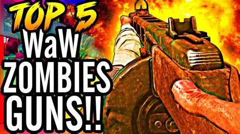 cod zombies waw guns war weapons duty call dlc