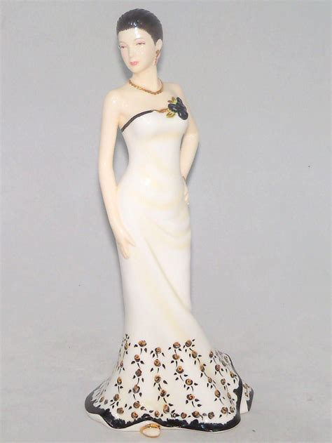 royal doulton lauren pretty ladies figurine hn royal