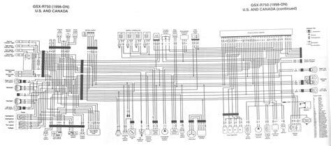 Suzuki Gsxr Wiring Diagram Resources