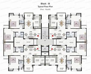 Modern Residential House Plans