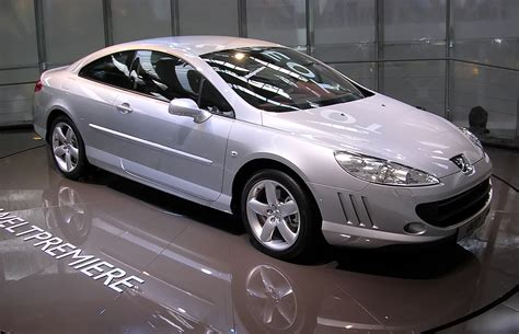 Peugeot 407 Coupe Image 111