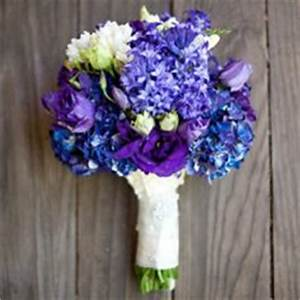 Purple, Blue & White Wedding on Pinterest | Purple Wedding ...