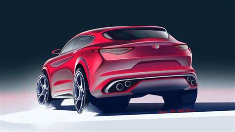 Alfa Romeo Dealer Los Angeles by 2016 Los Angeles Auto Show New Alfa Romeo Stelvio Image
