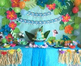 anniversaire vaiana d 233 co sweet table et activit 233 s faciles pour un anniversaire des 238 les