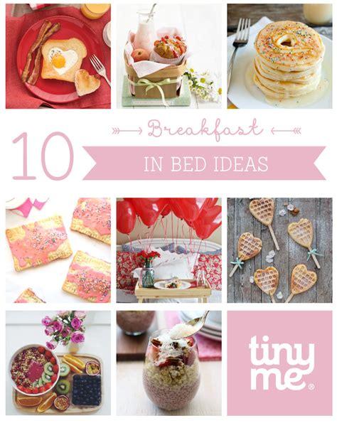 breakfast in bed ideas 10 breakfast in bed ideas tinyme blog
