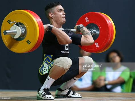 South American Weightlifting Championship Aquece Rio