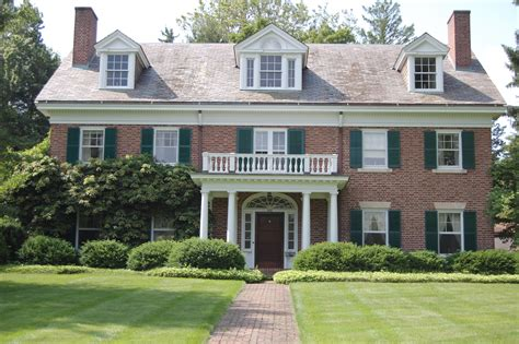 revival homes revival house style colonial revival house styles