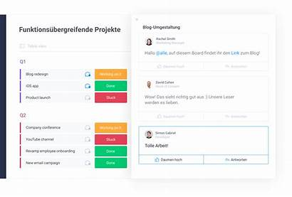 Monday Project Software Management Productivity Apps Teams