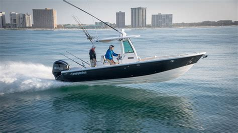 Inshore Offshore Hybrid Boats by Everglades 273 Cc For Sale Boatshowavenue