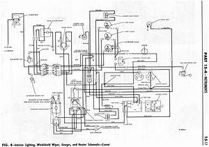 1969 Mercury Cyclone Wiring Diagram