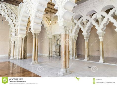 arabic arches stock photo image  spanish muslim