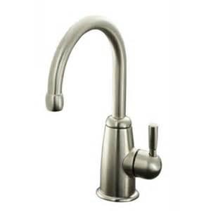 kohler k 6665 f bn single handle beverage faucet with aquifer water filtration system brushed