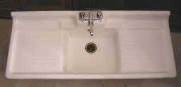 love the vintage drainboard sinks kitchen pinterest