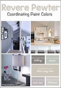 Benjamin moore 39revere pewter39 and coordinating paint for What kind of paint to use on kitchen cabinets for seattle seahawks wall art
