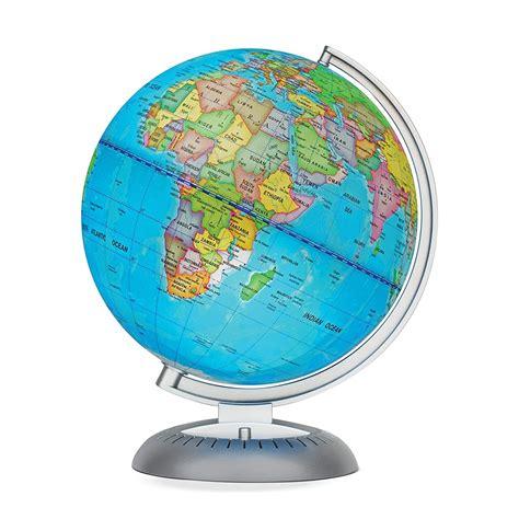 World Globe Images Illuminated World Globe Stand Led Light