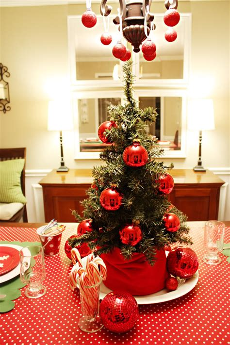 christmas tree centerpiece 12 days of christmas tables the holiday way bower power