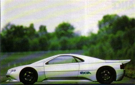 peugeot oxia volvo 300 mania view topic concept cars some volvo