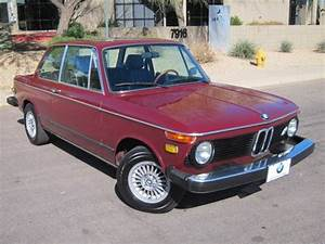 Find Used 1974 Bmw 2002tii Fuel Injected 4
