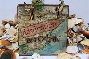 Carnet De Voyage Original : carnet de voyage scrap et papier abracadacraft des ~ Preciouscoupons.com Idées de Décoration