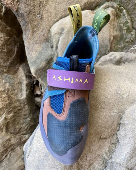 Ashima x Brain Dead Evolv Climbing Shoe Review | Field Mag