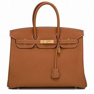 Hermes Birkin Bag 35 Gold Togo Gold Hardware | World's Best  Hermes