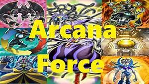 Arcana, Force, Deck, List, Profile