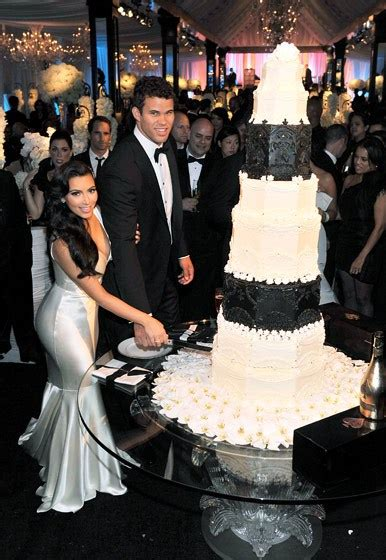 wedding cake costs  celebrity cake prices