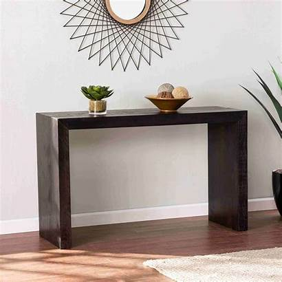 Console Table Modern Wood Tables Contemporary Sofa