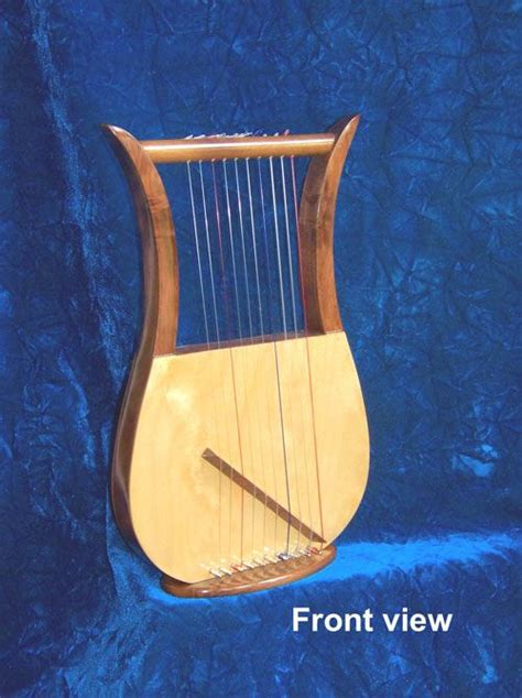 davidic harp front city guide learn