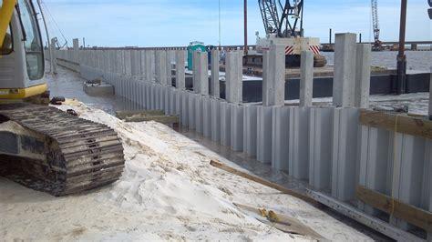 bsl municipal harbor pier construction update 2 22 13