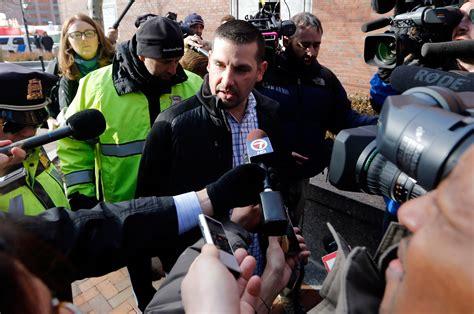 BOSTON — Boston Marathon bombing suspect Dzhokhar Tsarnaev ...