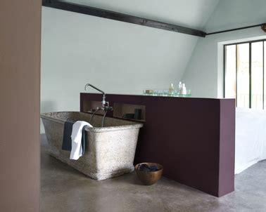 couleur prune pour une chambre peinture salle de bain ouverte sur chambre couleur prune