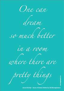 Quotes From Anne Of Green Gables  Quotesgram