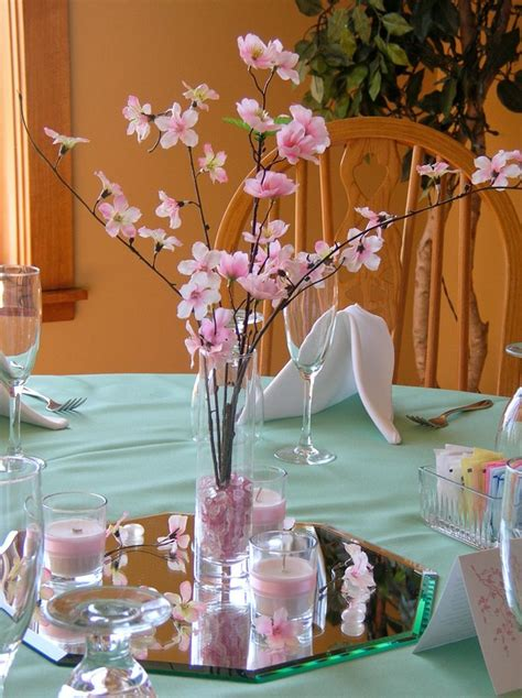 pink  brown cherry blossom wedding google search