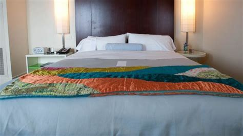 W Hotel Bed by Best Hotel Beds Abc News