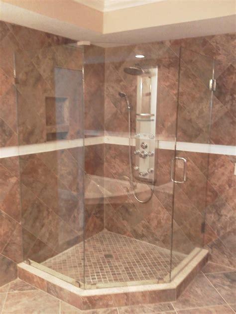 frameless glass shower enclosures  style