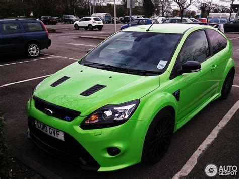 ford focus rs 2009 3 may 2013 autogespot