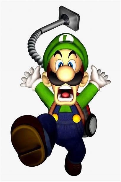 Luigi Mansion Luigis Clipart Clipartkey