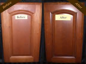 cabinet refinishing kit before and after diy kitchen cabinet resurfacing ideas http kitchen