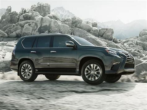 lexus gx  review  spy  msrp release date