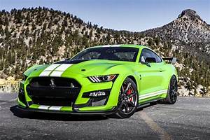 2020 Ford Mustang Gt500 Specs