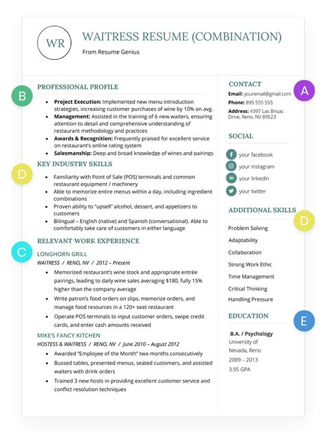 Write Your Own Resume by How To Write A Great Resume The Complete Guide Resume