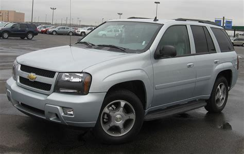 Used 2009 Chevrolet Trailblazer For Sale